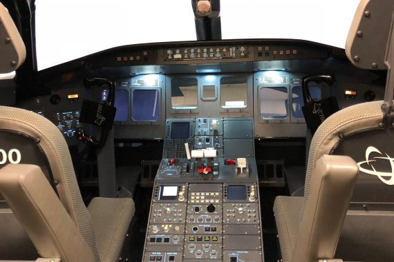 feedback control loader, control loading, actuator, FAA Level D, flight controls, simulation, simulator