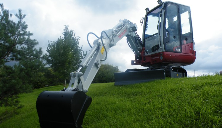 What are mini excavators used for - SERV Plant Hire