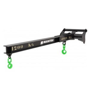 2 Hook Jib Attachment - SERV Plant Hire