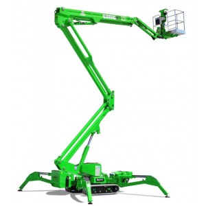 Spider Lifts - SERV Plant Hire