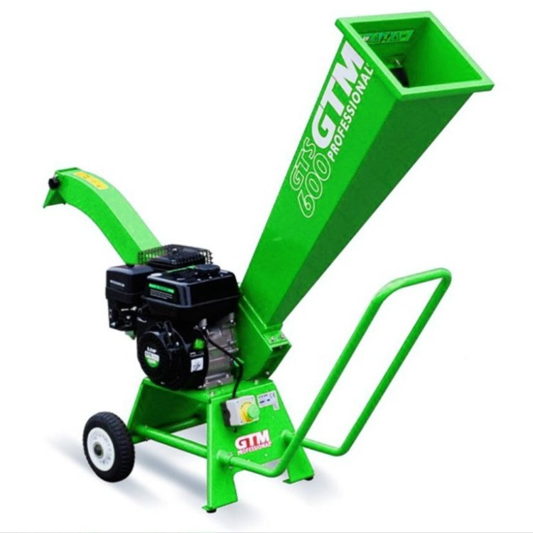 Freestanding Mini Chipper - SERV Plant Hire