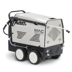Industrial Hot & Cold Pressure Washer - SERV Plant Hire