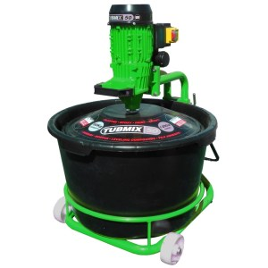 Tubmix Resin Paddle Mixer - SERV Plant Hire