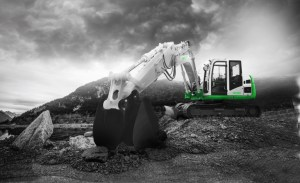SERV Plant Hire - History of the excavator