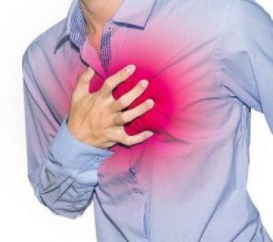 spasm esofagian sau infarct