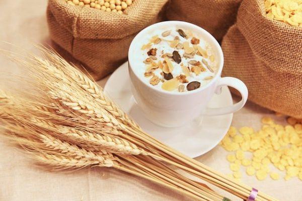 Cereale integrale la mic dejun
