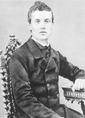Młody_Jozef_Sarto-przyszły papeż_Pius_X