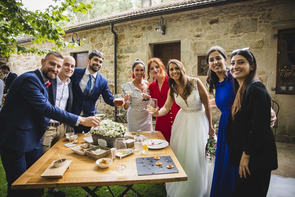 que fotos hacer en una boda grupo