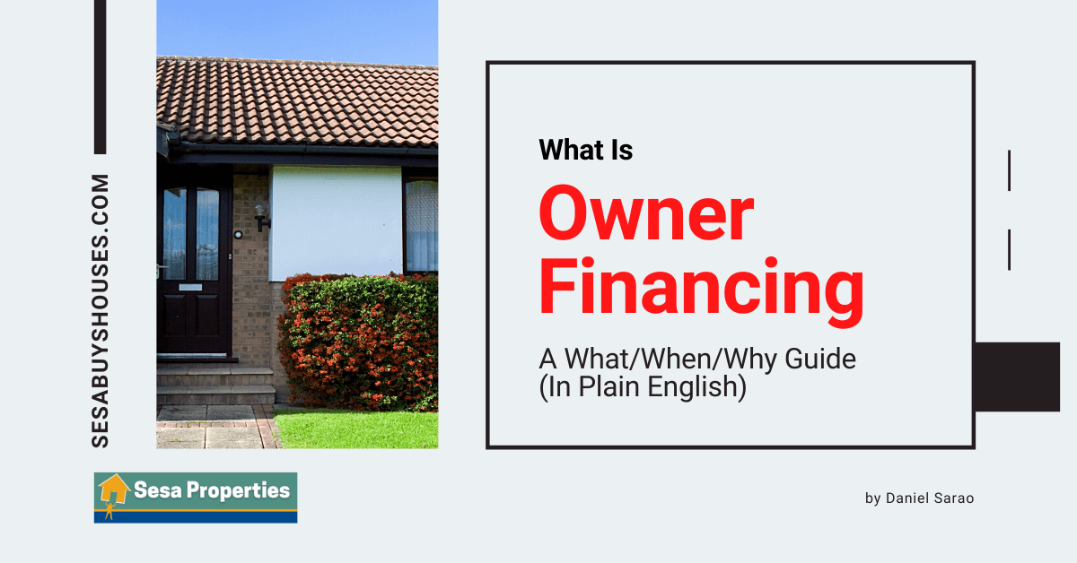 what is owner financing featured image