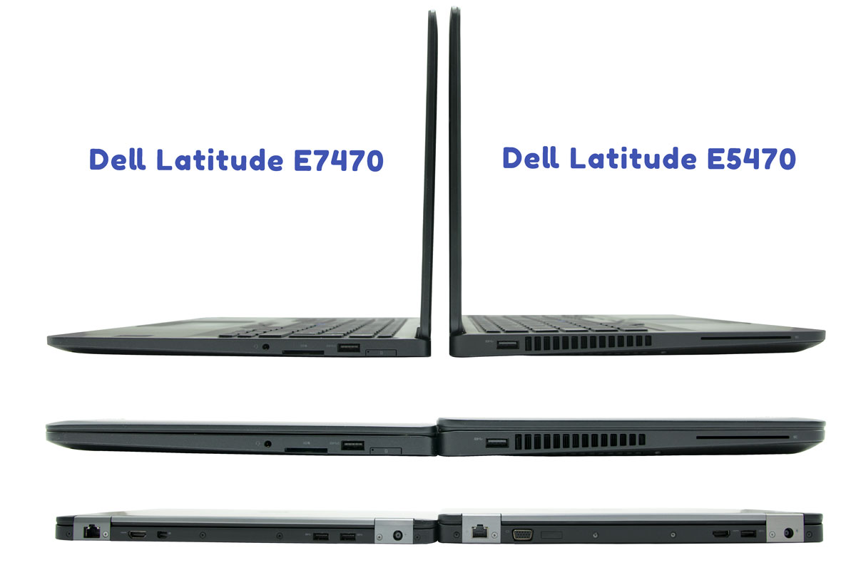DELL-LatitudeE7470-E5470-comparaison