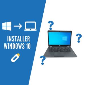 Les 9 étapes pour installer Windows 10 gratuitement