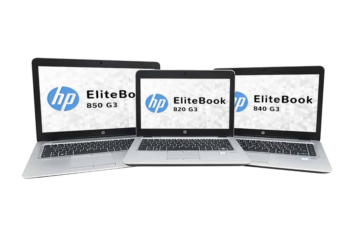 présentation HP Elitebook série des 800