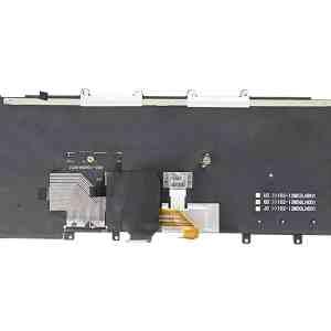 Clavier Allemand pour Lenovo X250, X260