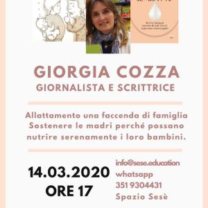 aperitivo giorgia cozza sese education