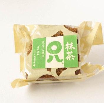 ふくれ 抹茶(鹿児島/まるはちふくれ)