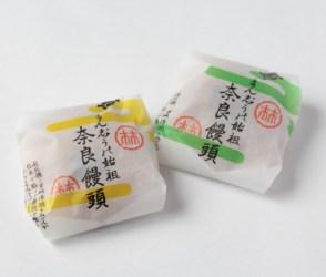 奈良饅頭(奈良/千代の舎 竹村)