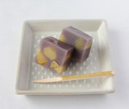 栗蒸し羊羹(東京/青柳正家)