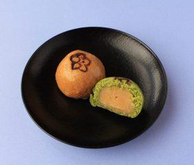 光秀饅頭(京都/餅寅)