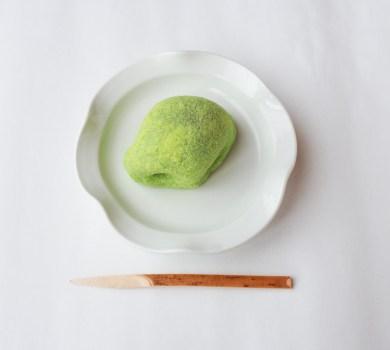 うぐいす餅(福岡/お多福餅本舗)