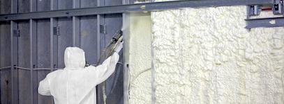 SES Open Cell Commercial Sprayer