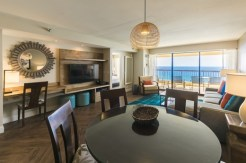 Aston-Waikiki-Beach-Tower-Two-Bedroom-Oceanfront-Dining-Table