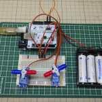 Arduinoタンクを作ってみよう 「第一回 回路を作ってみる」