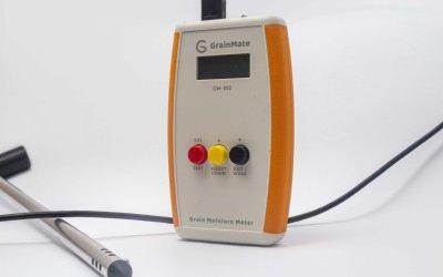 Introducing The New GrainMate GM-102 Grain Moisture Meter