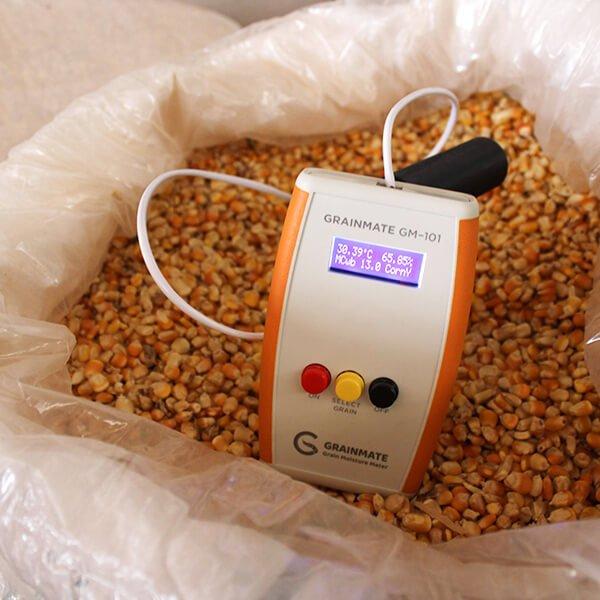 How Grain Moisture Meters Work