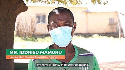 Mr. Iddrisu Mamuru