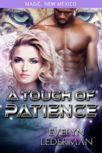 A Touch of Patience by Evelyn Lederman