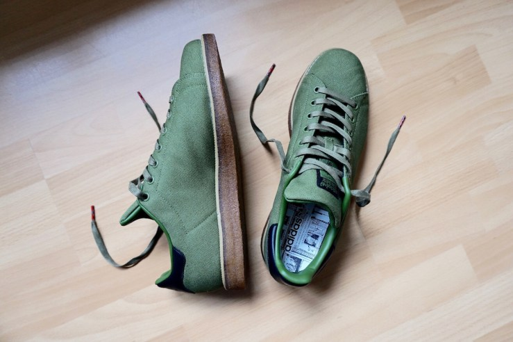 huge discount 960a6 72d10 That Stan Smith Crepe | sesner.com
