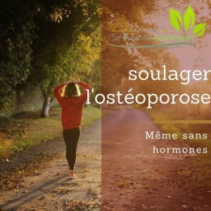 L'ostéoporose sans hormones