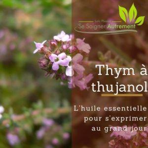 Fiche solution-phyto #39 – Huile essentielle de Thym à Thujanol