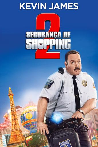 Segurança de Shopping 2 - Cartaz