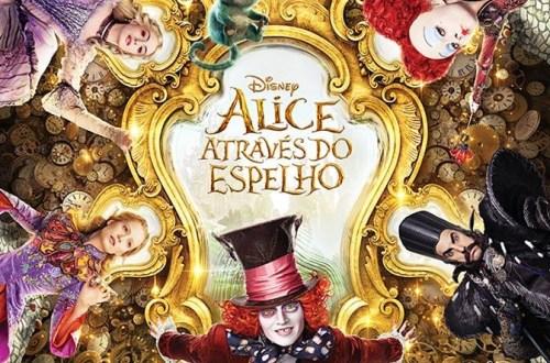 Alice no País das Maravilhas cartaz