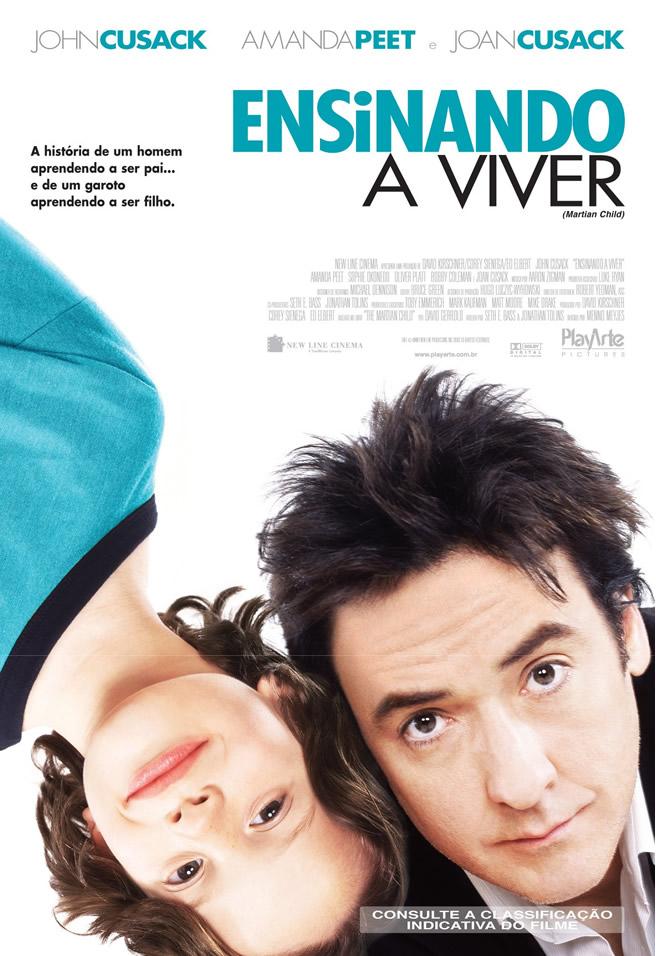 Cartaz do Filme Ensinando a Viver