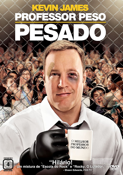 Cartaz do Filme Professor Peso Pesado
