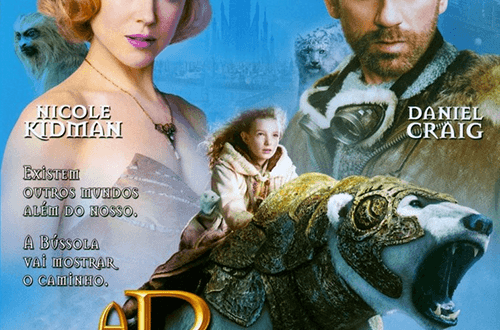 Cartaz do filme A Bússola de Ouro