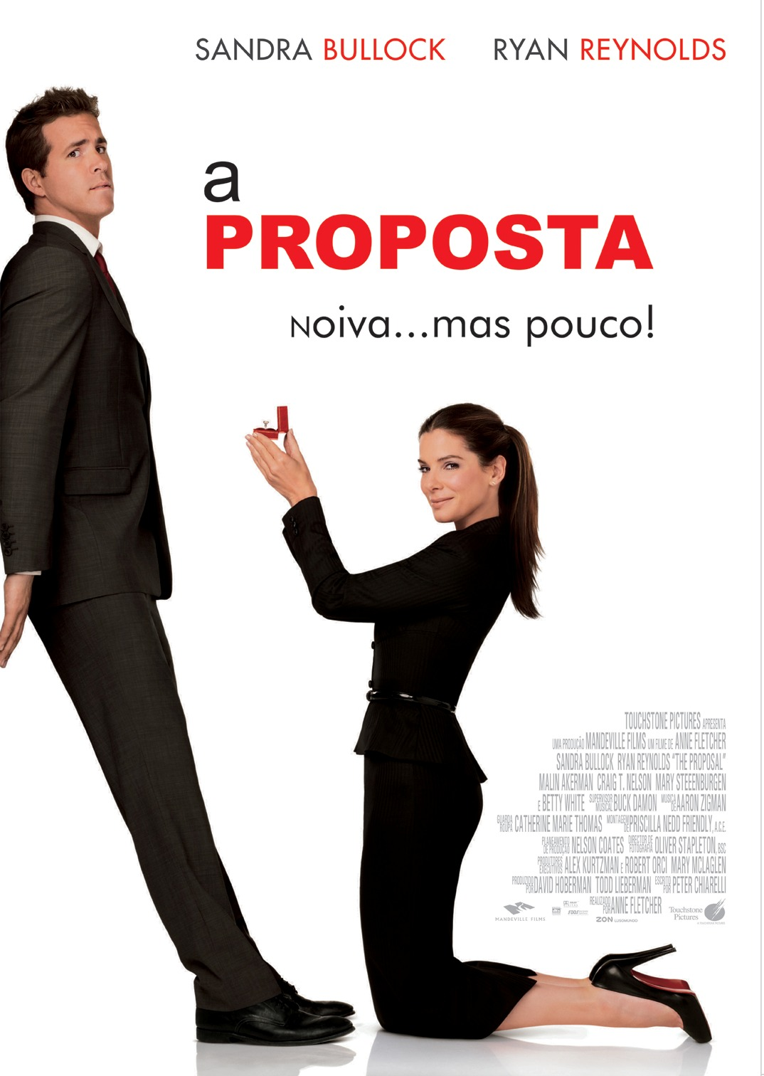 Cartaz do Filme A Proposta