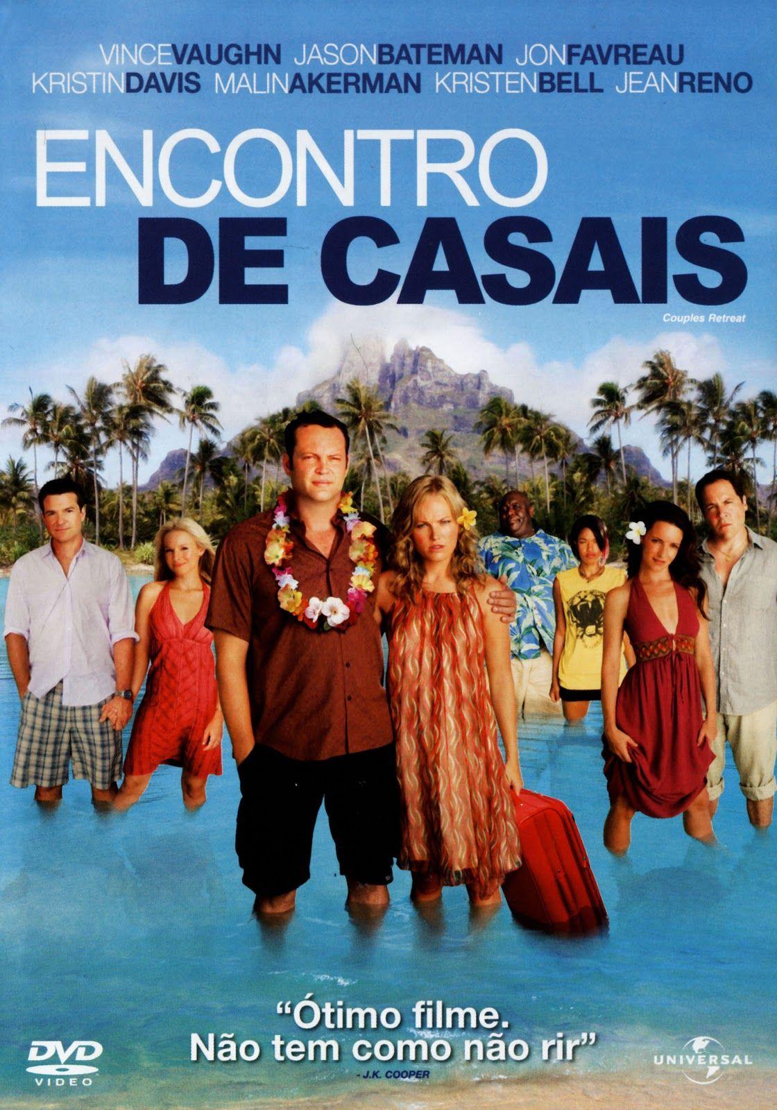 Cartaz do filme Encontro de Casais