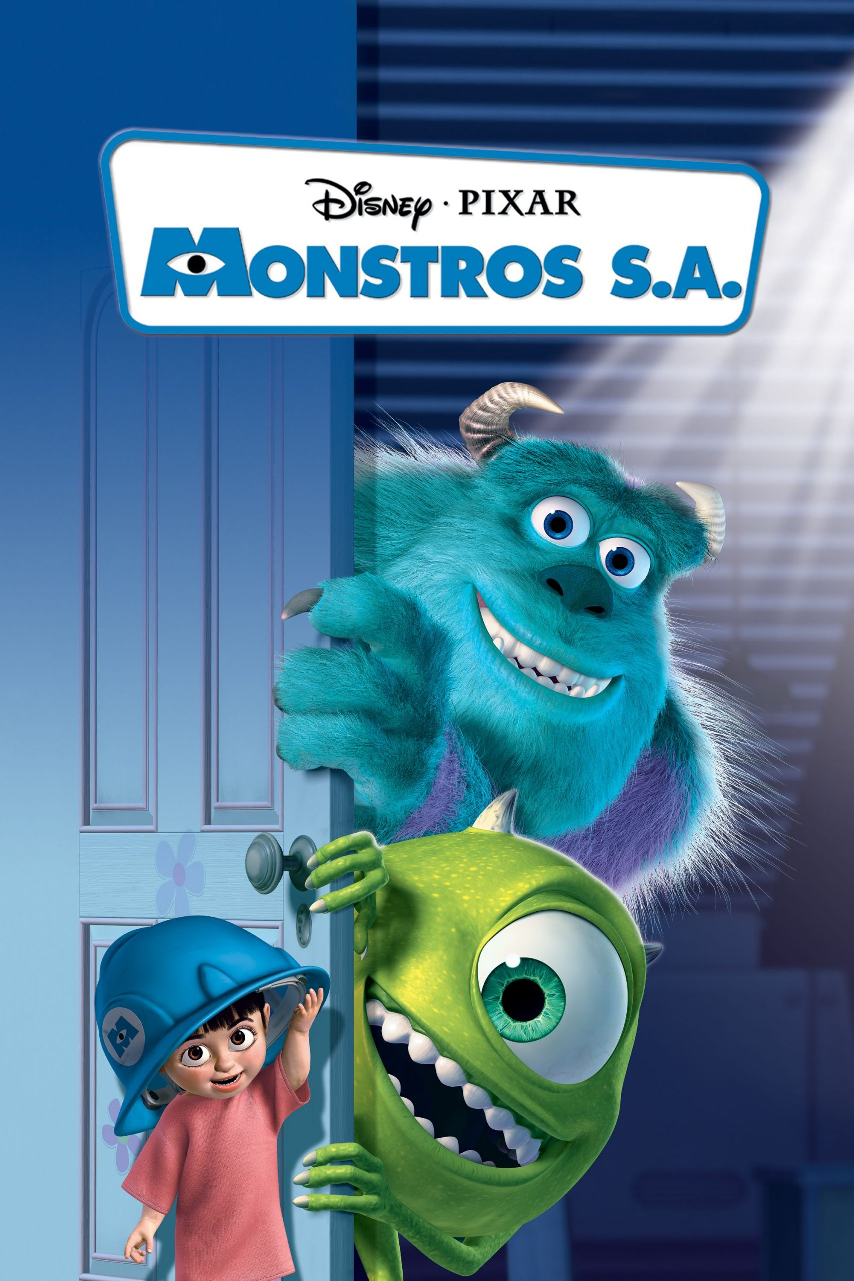 Cartaz do filme Monstros S.A.