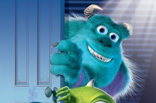 Cartaz do filme Monstros S.A.