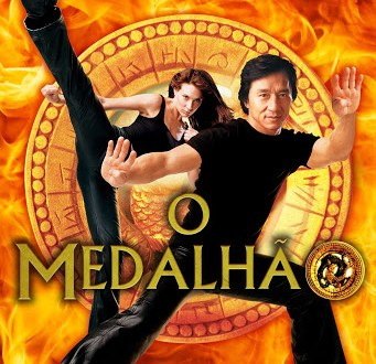 Cartaz do filme O Medalhão