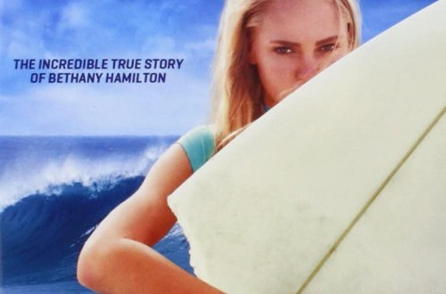 Cartaz do filme Soul Surfer - Coragem de Viver