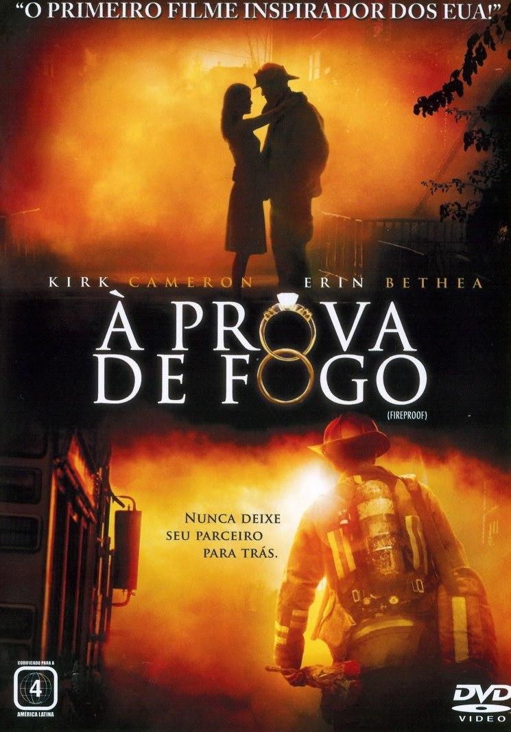 Cartaz do Filme À Prova de Fogo