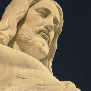 JESUS meditation poster