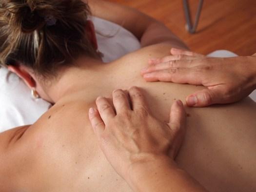 zona di massaggio dellerezione