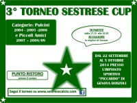 3° TORNEO SESTRESE CUP