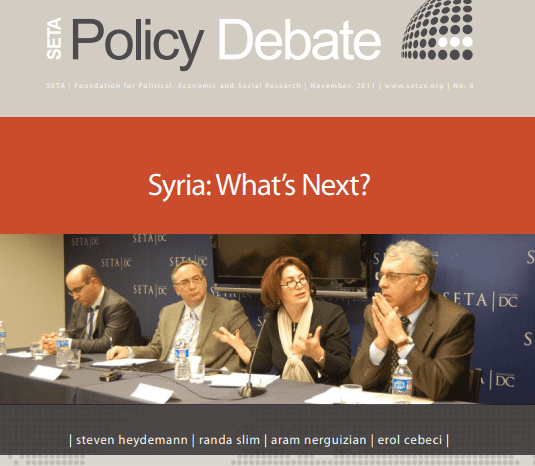 Syria: What's Next?