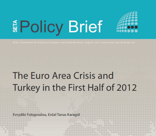 The Euro Area Crisis and Turkey in the First Half of 2012